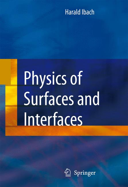 Cover of 'Physics of surfaces and interfaces'