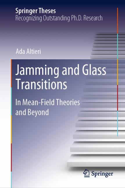 Cover of 'Jamming and Glass Transitions'