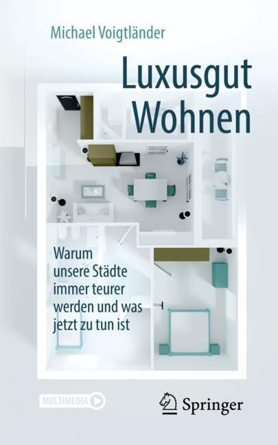 Cover of 'Luxusgut Wohnen'