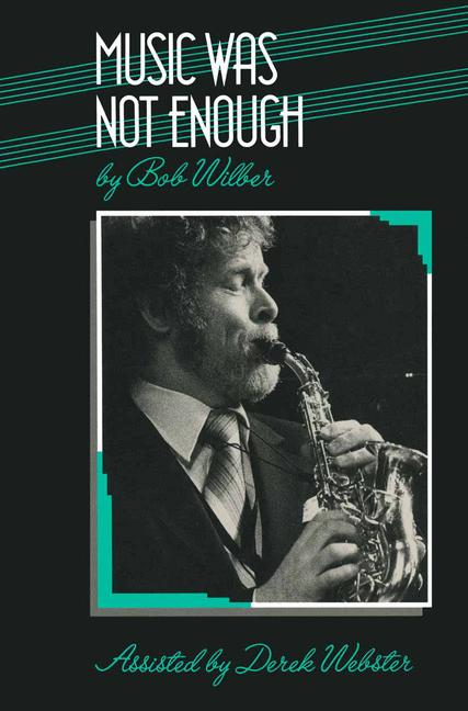 Cover of 'Music was not Enough'