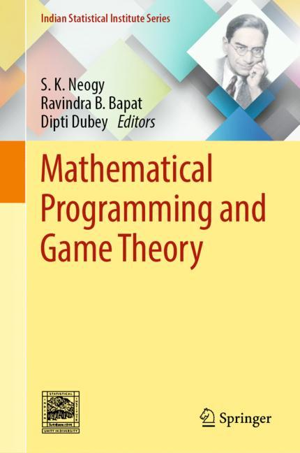 Cover of 'Mathematical Programming and Game Theory'