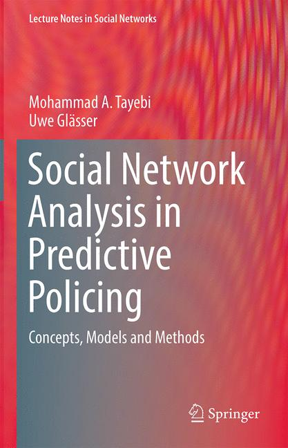 Cover of 'Social Network Analysis in Predictive Policing'