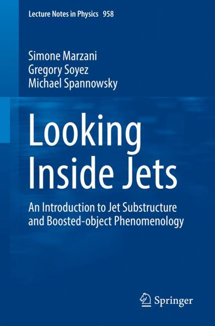 Cover of 'Looking Inside Jets'