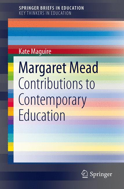 Cover of 'Margaret Mead'