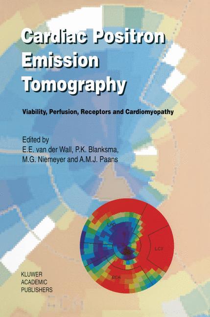 Cover of 'Cardiac Positron Emission Tomography'