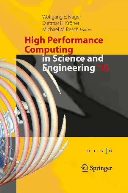 Cover of 'High Performance Computing in Science and Engineering ´15'