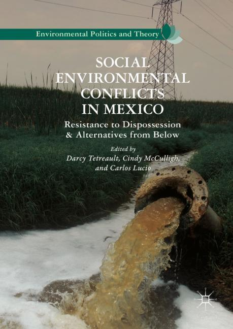 Cover of 'Social Environmental Conflicts in Mexico'
