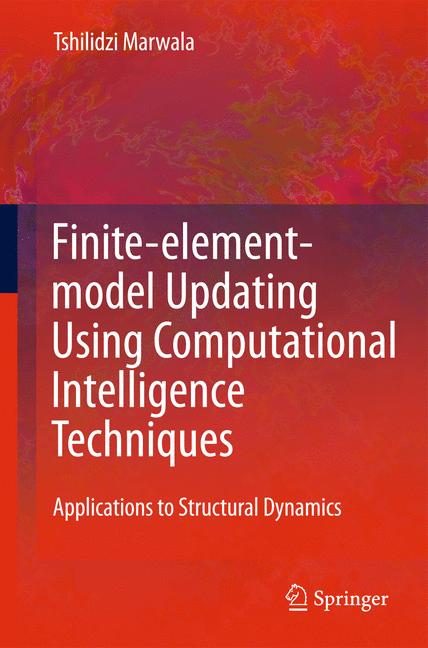 Cover of 'Finite-element-model Updating Using Computional Intelligence Techniques'
