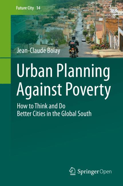 Cover of 'Urban Planning Against Poverty'