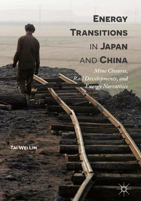 Cover of 'Energy Transitions in Japan and China'