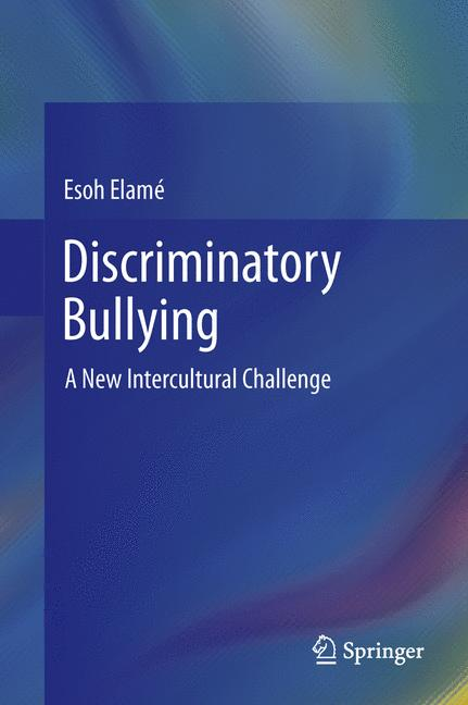 Cover of 'Discriminatory Bullying'