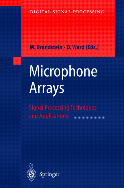 Cover of 'Microphone Arrays'