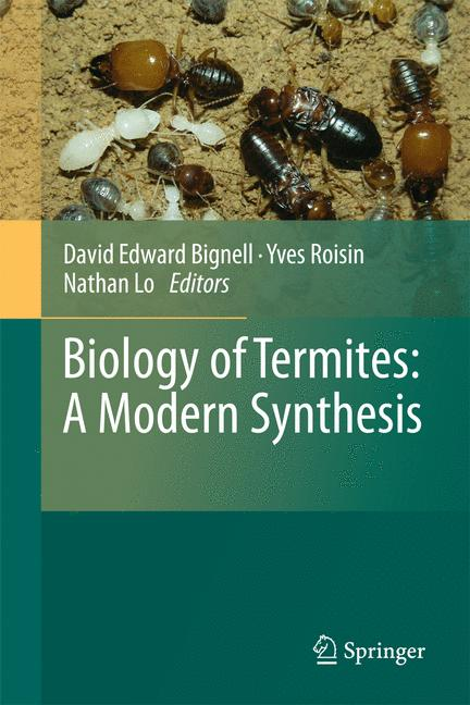 Cover of 'Biology of Termites: a Modern Synthesis'