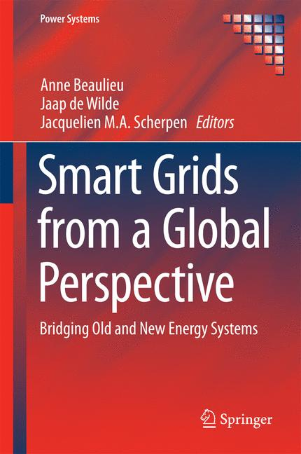 Cover of 'Smart Grids from a Global Perspective'