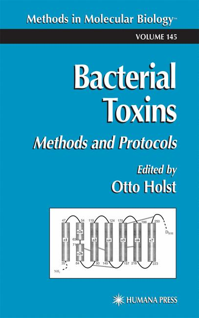 Cover of 'Bacterial Toxins: Methods and Protocols'