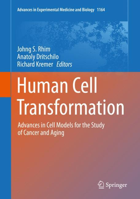 Cover of 'Human Cell Transformation'