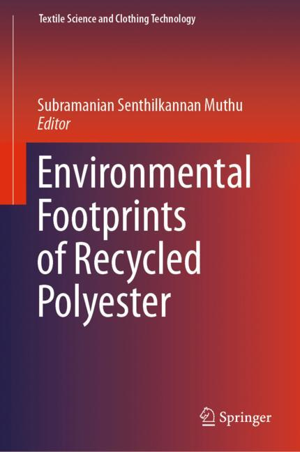 Cover of 'Environmental Footprints of Recycled Polyester'