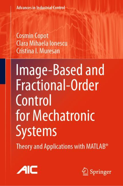 Cover of 'Image-Based and Fractional-Order Control for Mechatronic Systems'