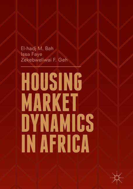 Cover of 'Housing Market Dynamics in Africa'