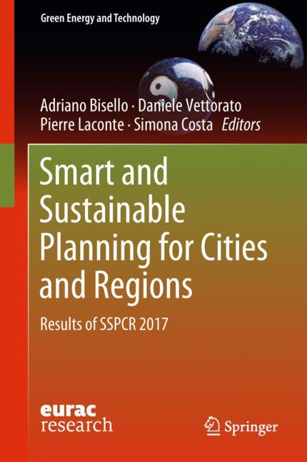 Cover of 'Smart and Sustainable Planning for Cities and Regions'