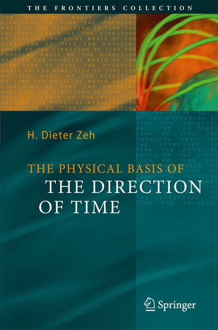 Cover of 'The Physical Basis of The Direction of Time'