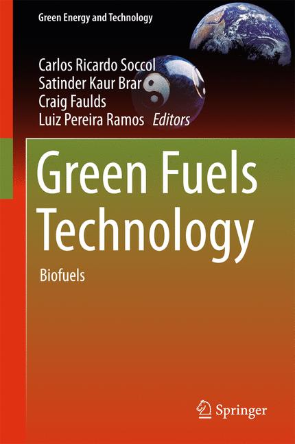 Cover of 'Green Fuels Technology'