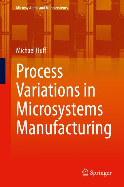 Cover of 'Process Variations in Microsystems Manufacturing'