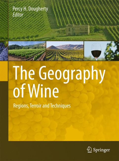 Cover of 'The Geography of Wine'