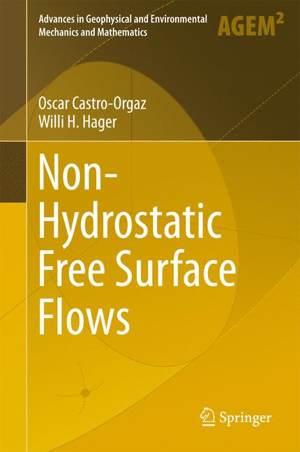 Cover of 'Non-Hydrostatic Free Surface Flows'