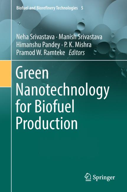 Cover of 'Green Nanotechnology for Biofuel Production'