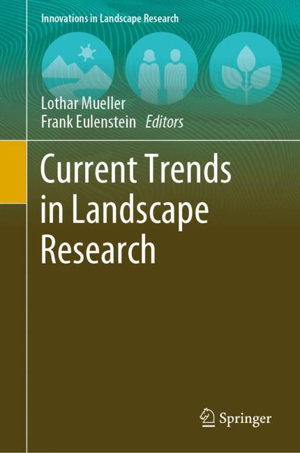 Cover of 'Current Trends in Landscape Research'