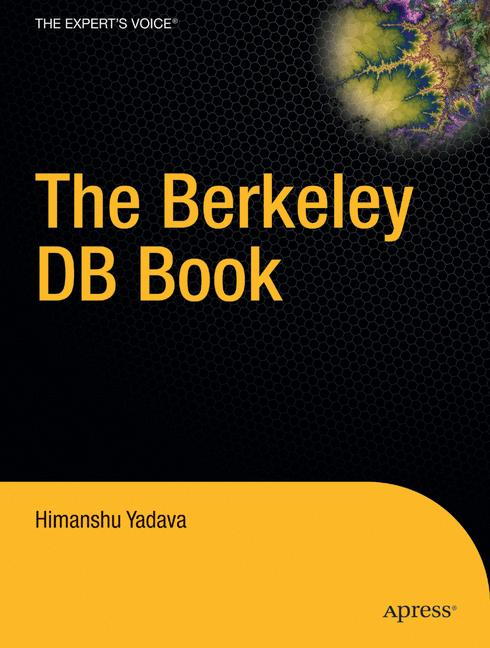 Cover of 'The Berkeley DB book'