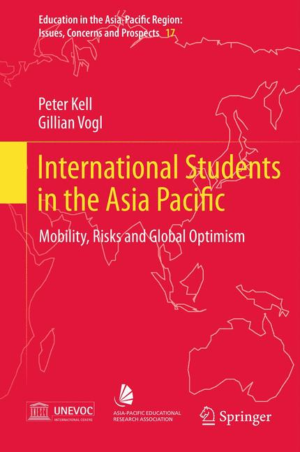 Cover of 'International Students in the Asia Pacific'