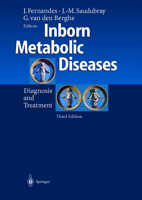 Cover of 'Inborn Metabolic Diseases'