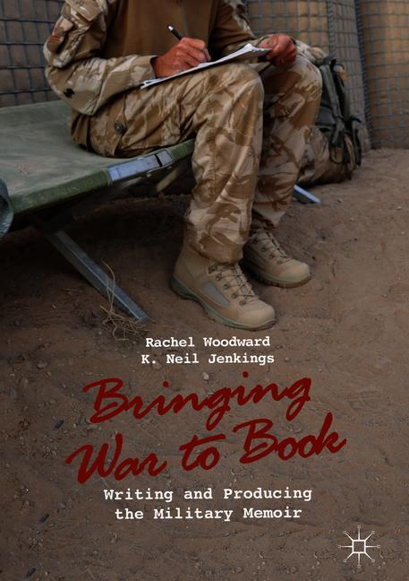Cover of 'Bringing War to Book'