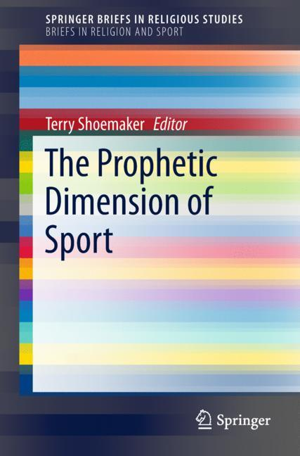 Cover of 'The Prophetic Dimension of Sport'