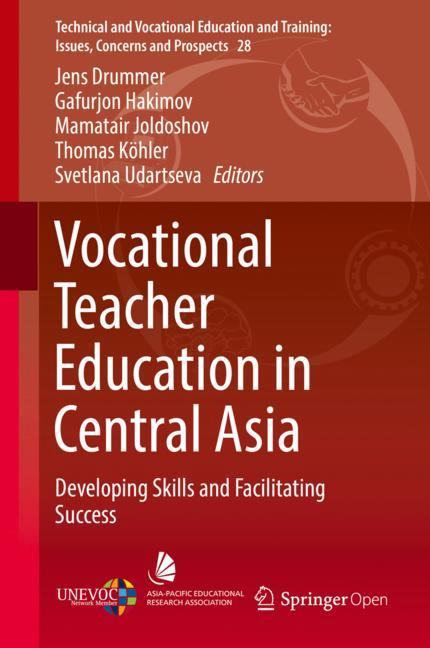 Cover of 'Vocational Teacher Education in Central Asia'