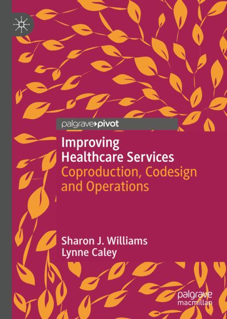 Cover of 'Improving Healthcare Services'