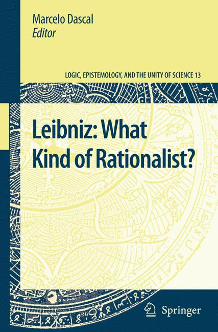 Cover of 'Leibniz: What Kind of Rationalist?'