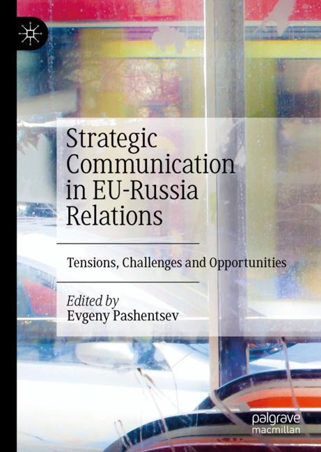 Cover of 'Strategic Communication in EU-Russia Relations'