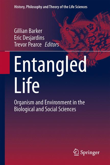 Cover of 'Entangled Life'