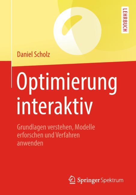Cover of 'Optimierung interaktiv'