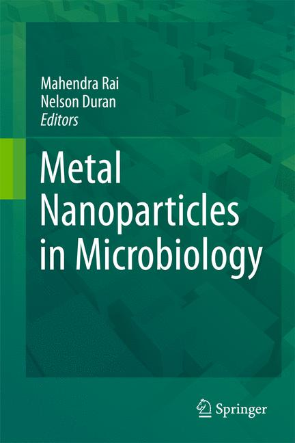 Cover of 'Metal Nanoparticles in Microbiology'