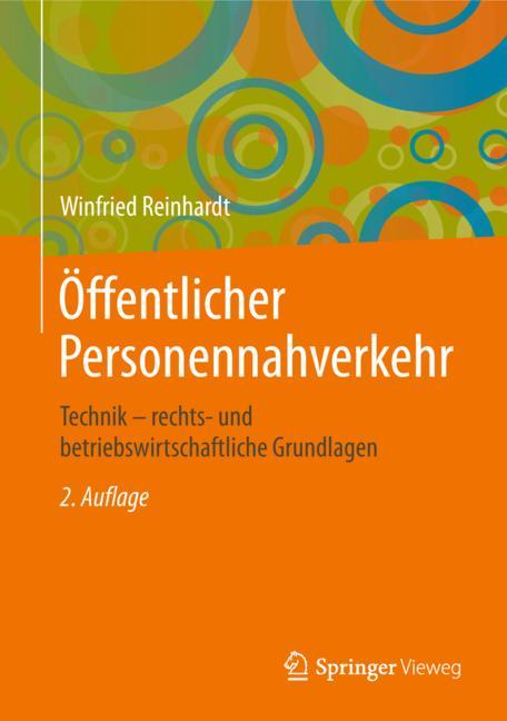 Cover of 'Öffentlicher Personennahverkehr'
