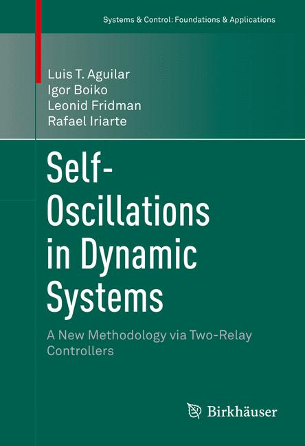 Cover of 'Self-Oscillations in Dynamic Systems'