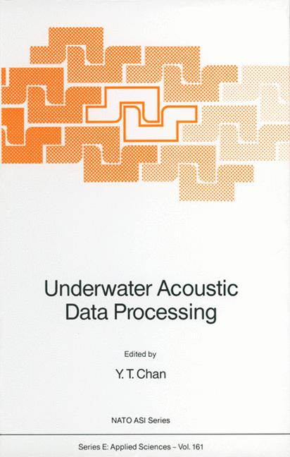 Cover of 'Underwater Acoustic Data Processing'