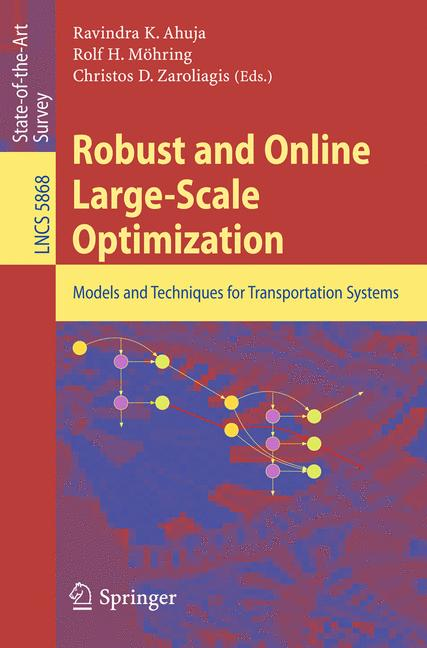 Cover of 'Robust and Online Large-Scale Optimization'