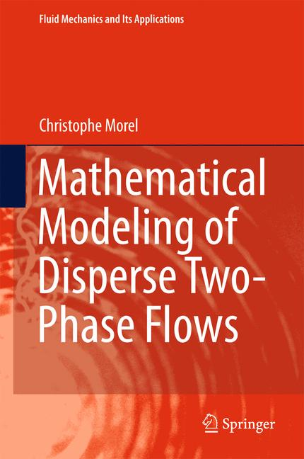 Cover of 'Mathematical Modeling of Disperse Two-Phase Flows'