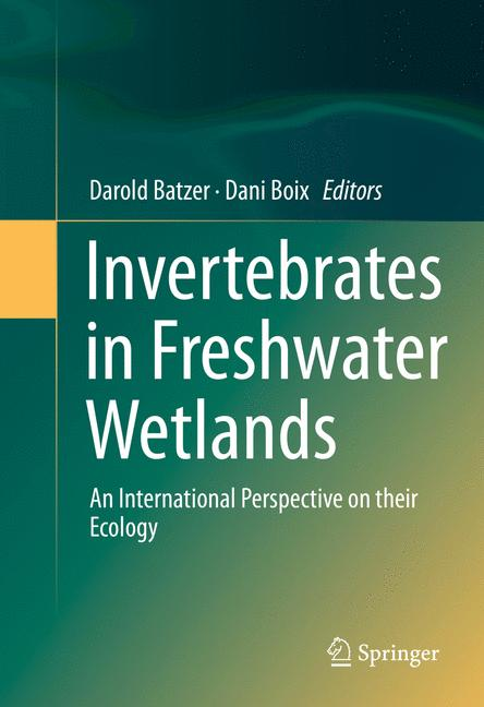 Cover of 'Invertebrates in Freshwater Wetlands'