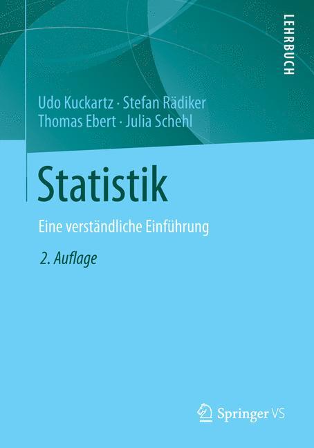 Cover of 'Statistik'